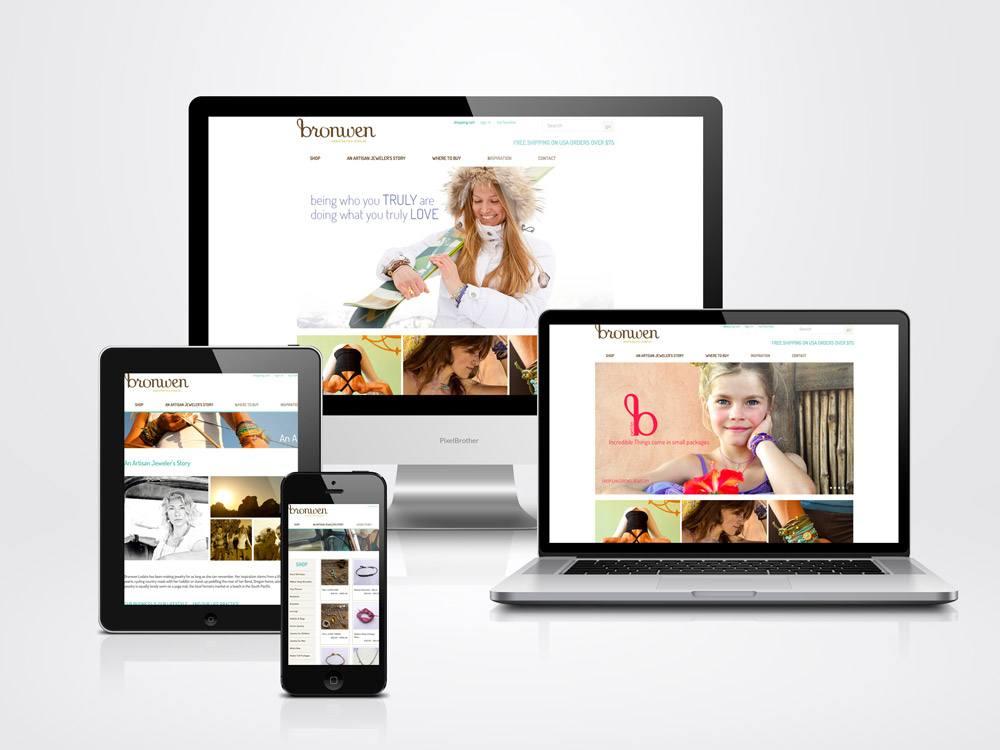 Bronwen-jewelry-website-design