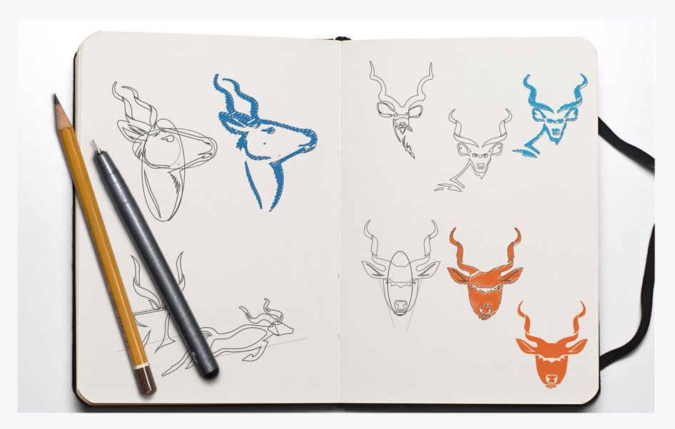 kudu-illustrative-design