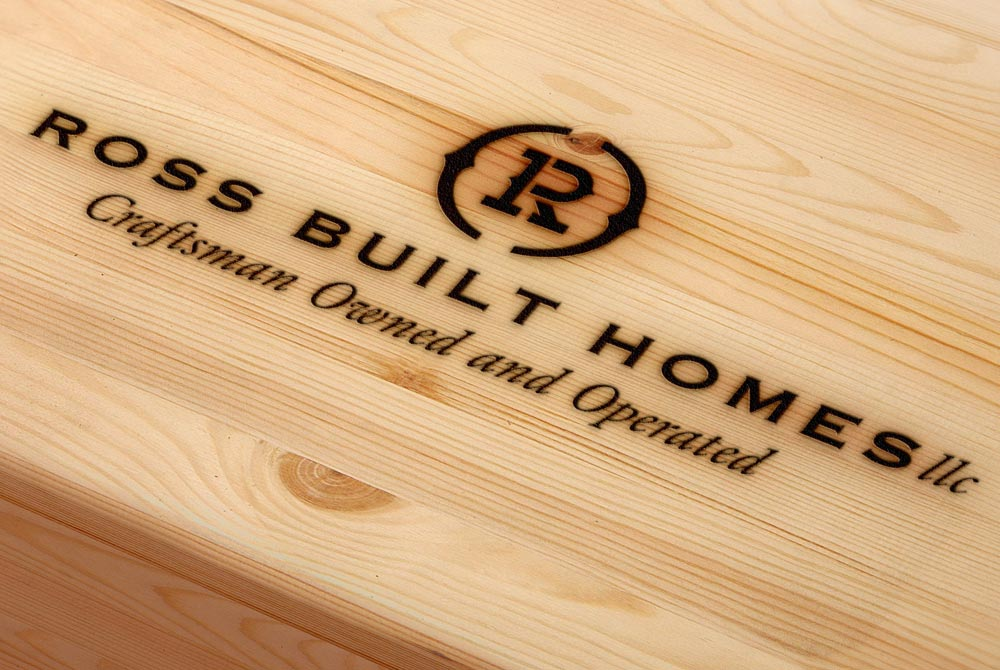 ross-built-homes-logo-design