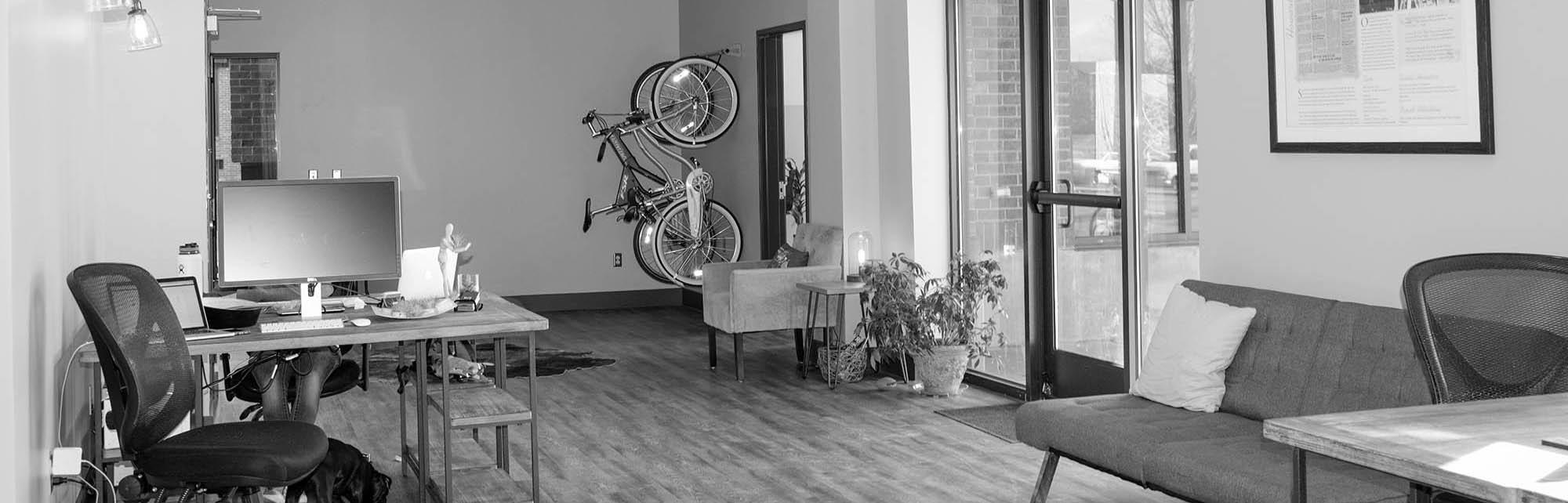 new savy office interior