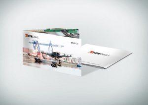 KDE Direct booklet Design