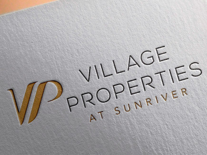 Village-Properties-logo-design