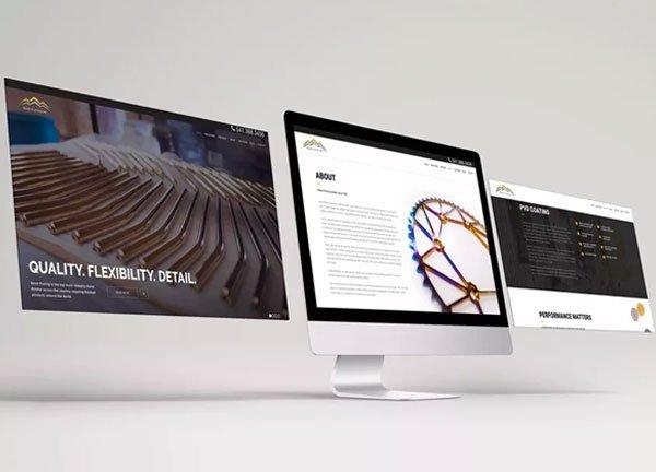 Bend Plating website
