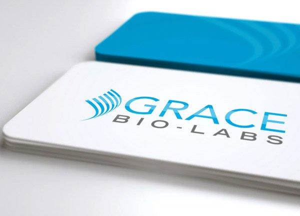 Grace Bio collateral design