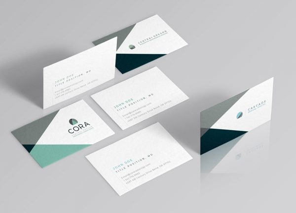 cora business cards