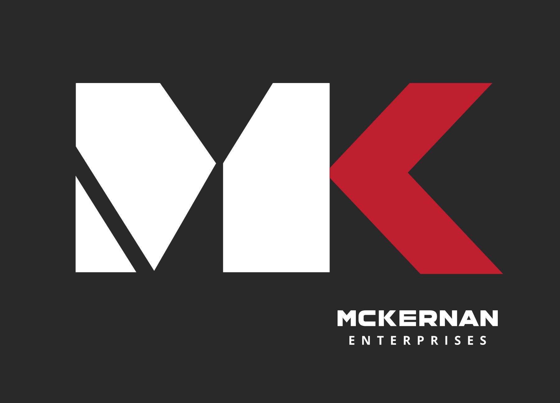 brand identity: mckernan