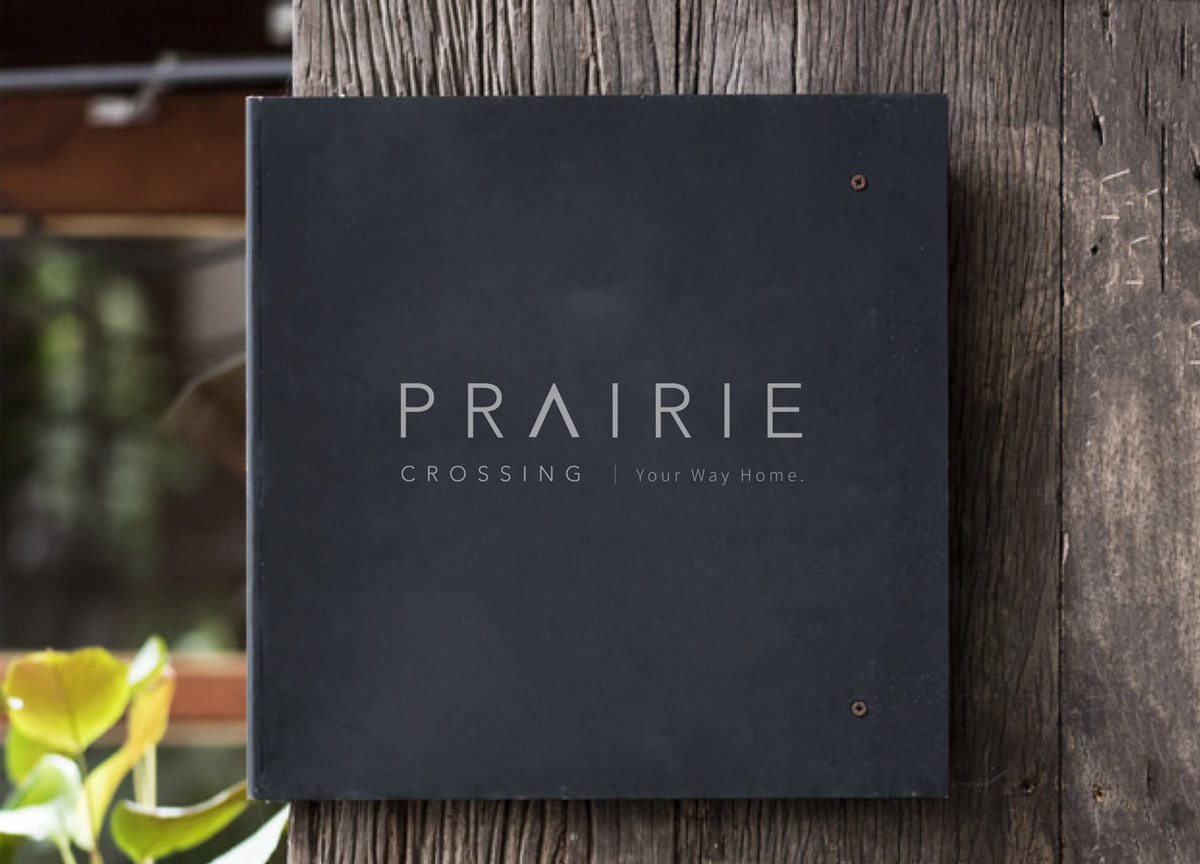 brand design for Prairie Crossing