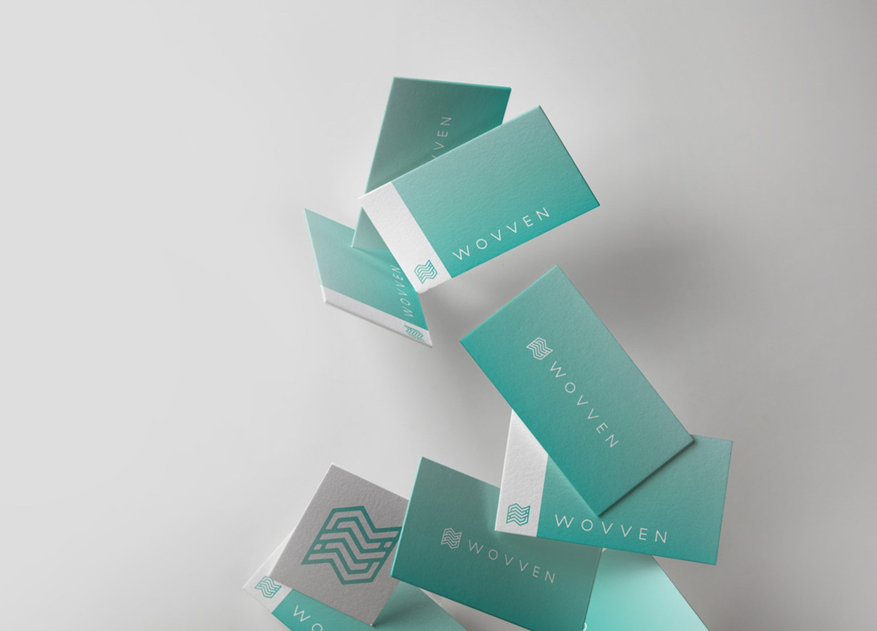 Wovven business cards