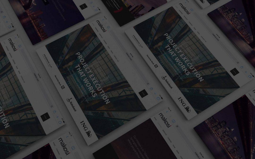 makosi web development