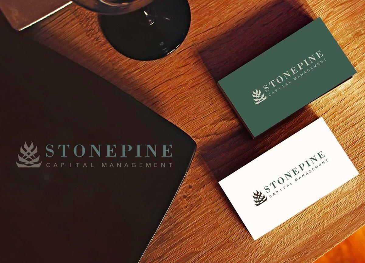 brand identity: stonepine