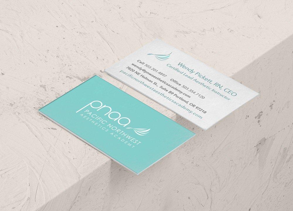 PNAA business cards
