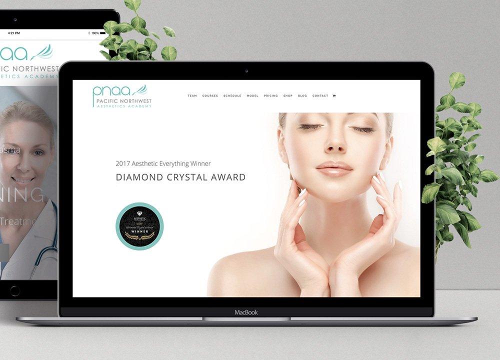 PNAA Web Design