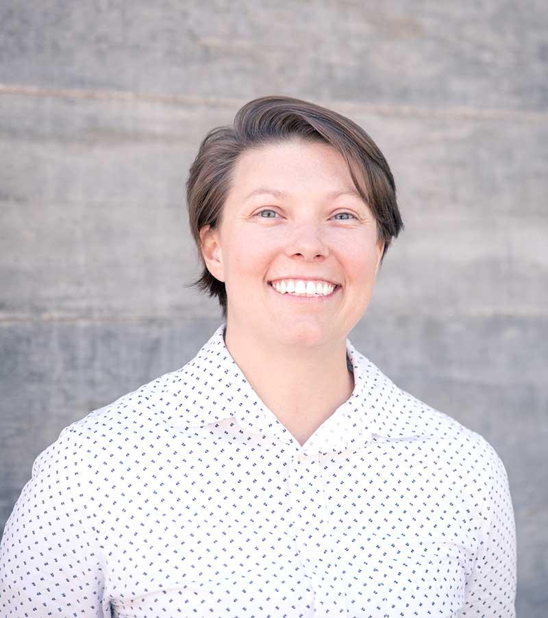 Brenda Taulbee, content director