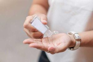 hand sanitizer covid