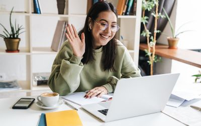 Working from home? Here's how to keep virtual meetings professional