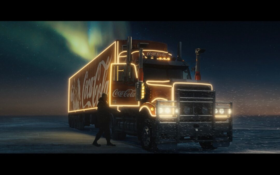 holiday digital marketing ad campaign