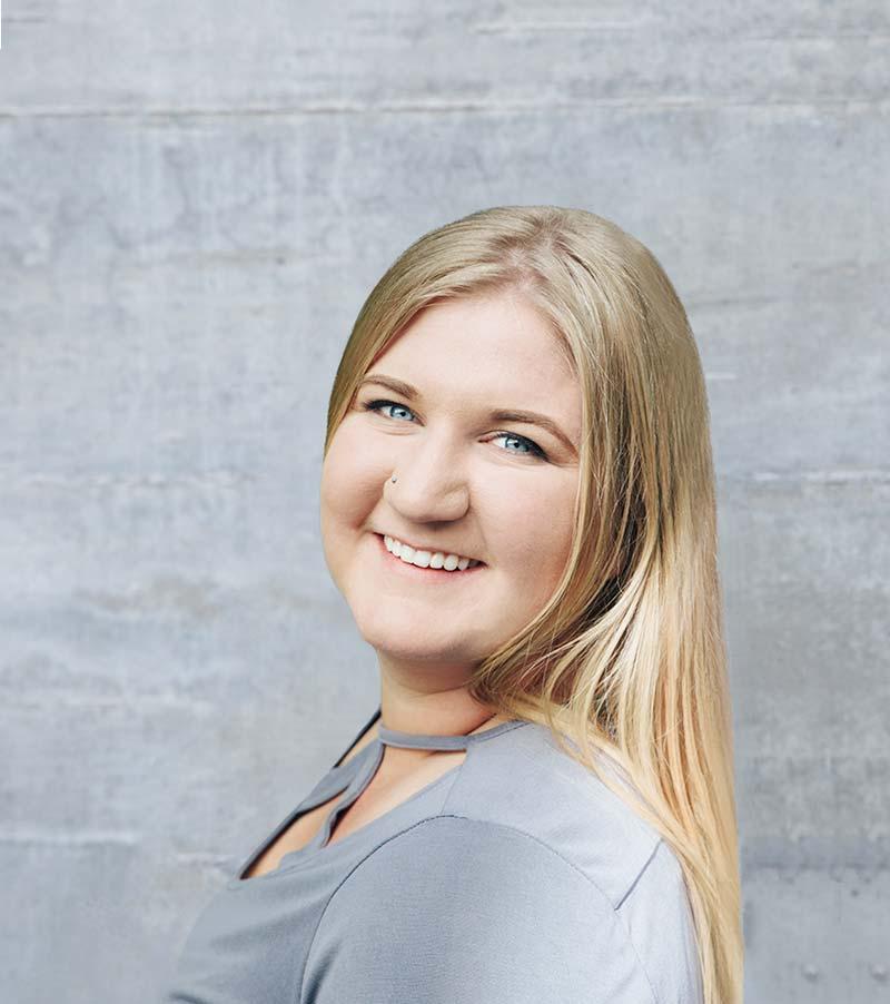 Audrey Kramm headshot
