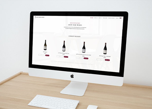 website design for northerly