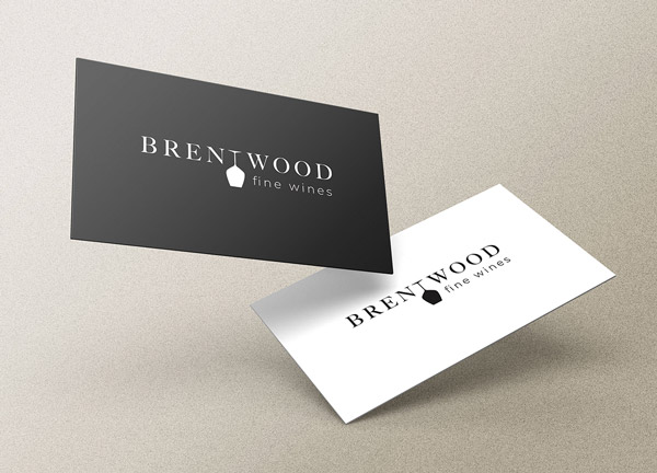 brentwood logo design