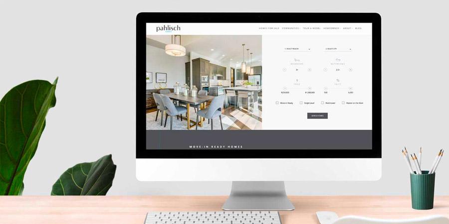 Pahlisch homes website
